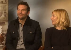Did Bradley Cooper Just Spoil 'Guardians Of The Galaxy Vol. 2'?