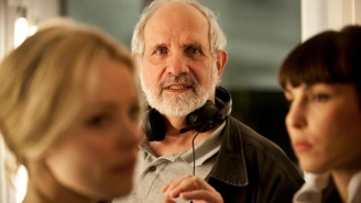 Brian De Palma heads to China for his new thriller 'Lights Out'