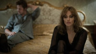 'By The Sea' Offers Pretty, Dull Scenes From A Shattered Marriage