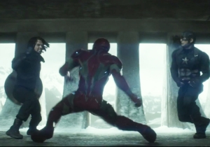 Black Panther makes his debut in first 'Captain America: Civil War' trailer