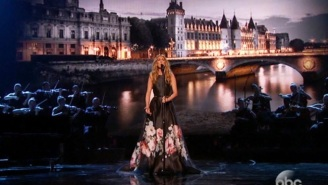 Everyone Was Moved To Tears During Celine Dion's Stirring Tribute To Paris