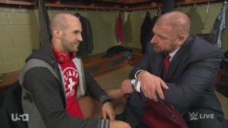 Cesaro's In-Ring Return Has Been Announced, So Get Excited