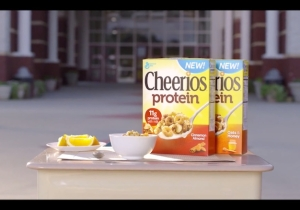 Sorry, Fitness-Lovers: Cheerios Protein Won't Make You Swole