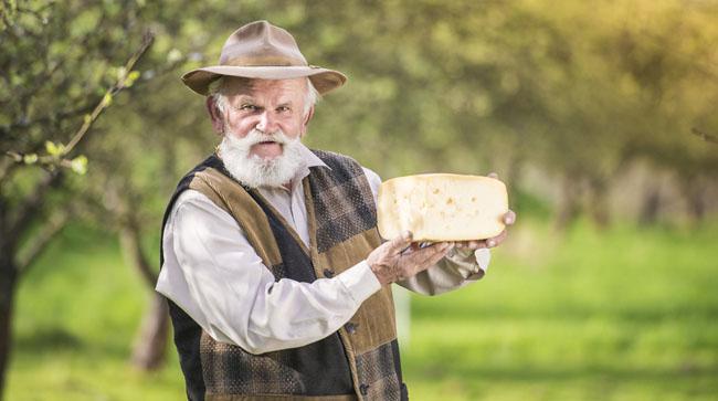 cheese heist