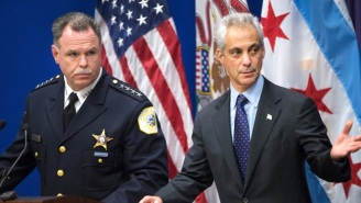 Chicago Mayor Rahn Emanuel Requests Calm After The Release Of A Video Showing An Officer Shooting A Black Teen
