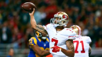 The Internet Reacts To The 49ers Benching Colin Kaepernick For Blaine Gabbert