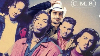 Color Me Badd And Brad Paisley Kicked Off Mash-Up Mondays On 'Kimmel'