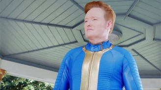 Conan Goes Apocalyptic And Looks For Love In The Latest 'Clueless Gamer' Featuring 'Fallout 4'