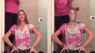 The #CondomChallenge Is Here And It's Much Worse Than The Ice Bucket Challenge