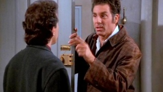 Turn Your Life Into A Show About Nothing With This 'Seinfeld' Theme Song Door Sensor