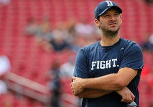 The Cowboys Have Reportedly Decided To Play Tony Romo After All