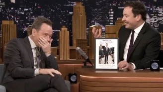 Bryan Cranston Admits To Basically Not Even Knowing How To Dress Himself