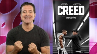 Creed's Scott Stapp Reviews The Movie 'Creed' And It's The Only Review You Need To See