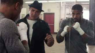 Review: Michael B. Jordan stands tall with Rocky's help in the excellent 'Creed'