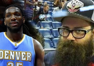 Behind The Bench: Kenneth Faried Wants You To Know He Makes More Money Than You