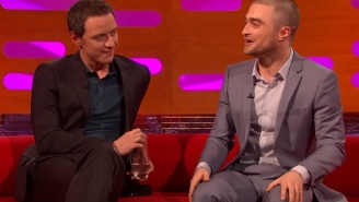 Daniel Radcliffe And James McAvoy Shared Stories About Their Rudest Fan Encounters