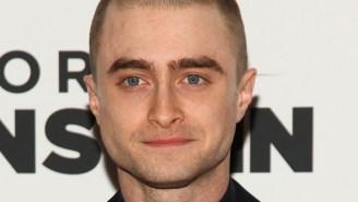 Daniel Radcliffe says Max Landis's 'Victor Frankenstein' script was a little too Max Landis