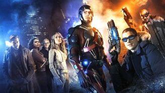 Let's Talk Thursday's Geeky TV: 'DC's Legends Of Tomorrow' Arrives