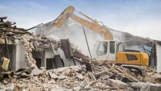 This Man Went For Surgery And Returned To Find His House Demolished