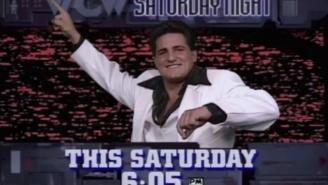 Disco Inferno — Yes, Disco Inferno — Thinks NXT Is Overrated