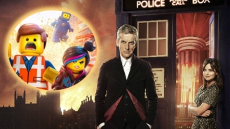 'Doctor Who' Could Very Well Join The 'Lego Movie' Universe For The Sequel