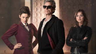 "Peter Capaldi addresses ""ridiculous"" sexism and ageism in TV industry"