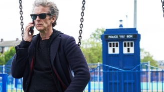 Peter Capaldi Suggests His Third Season On 'Doctor Who' Might Be His Last