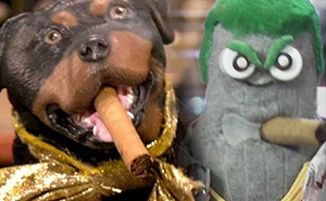 Triumph The Insult Comic Dog Vs. Canada's Ed The Sock, And The Problem Of Parallel Creation