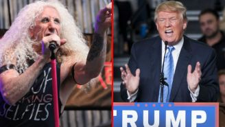 Donald Trump Has Twisted Sister's Permission To Use 'We're Not Gonna Take It'