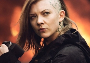 Natalie Dormer Outed Herself As A Fan Of A Prominent 'Hunger Games' Fan Theory