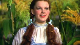 An Anonymous 'Wizard Of Oz' Fan Bought Dorothy's Dress For $1.5 Million