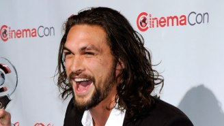 Jason Momoa Will Try To Save Video Game Movies With 'Just Cause'