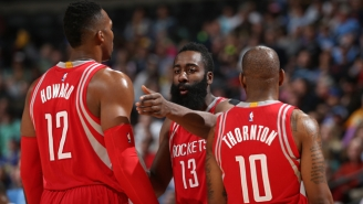 James Harden's Attitude Was Reportedly Questioned In Houston's Players-Only Meeting