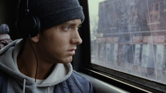 13 years ago today: Eminem's history-making 'Lose Yourself' hit the top of the chart