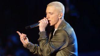 Eminem Takes Aim At Donald Trump On Big Sean's 'No Favors'