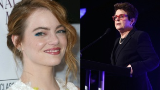 Emma Stone Will Take On The 'Battle Of The Sexes' As Tennis Icon Billie Jean King
