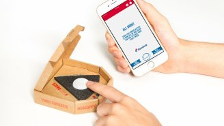Lazy Gluttons, Rejoice! Domino's Has A Pizza-On-Demand Button