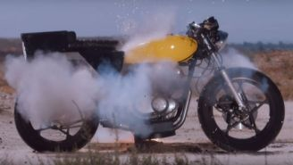 Chaos Countdown Week 5: We Blow Up… A Motorcycle!