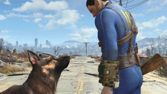 The 'Fallout 4' launch trailer is a thing of ruined, broken beauty