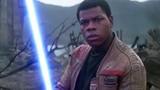 It's raining 'Star Wars The Force Awakens' lore! From new TV spots to dozens of weapons