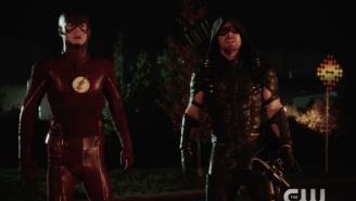 The 'Arrow' and 'The Flash' Crossover Episode Sets Up 'Legends Of Tomorrow' In A Really Cool Way