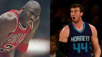 Frank Kaminsky Thinks Michael Jordan Can Beat Him One-On-One
