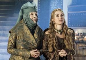 Let's get ready to rumble! 'Game of Thrones' pits Cersei against Lady Olenna in Season 6