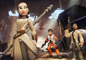 Check Out The 'Star Wars: The Force Awakens' Content And Figures Coming To 'Disney Infinity 3.0'