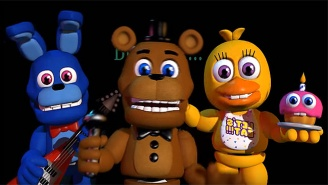 'Five Nights At Freddy's' Creator Apologizes For Rushing The Latest In The Series Out Too Early