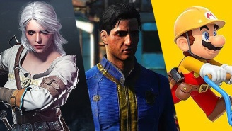Check Out Some Of The Surprising Nominees For The 2015 'Game Awards'