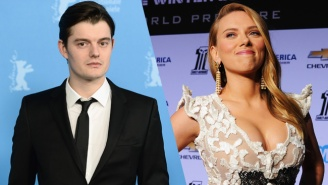 Sam Riley Will Be The Evil Hacker Facing Off Against Scarlett Johansson In 'Ghost In The Shell'