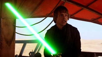 Watch Luke Skywalker Deal Destruction Across The Galaxy In This Supercut Of All His Kills