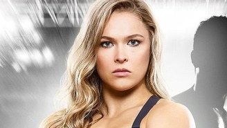 'EA Sports UFC 2' Features Ronda Rousey As Its Cover Star, Will Let You Create Female Fighters