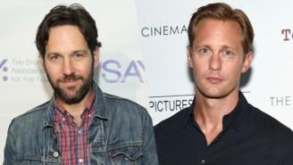 Paul Rudd And Alexander Skarsgard Will Star In Duncan Jones' Next Sci-Fi Movie, 'Mute'